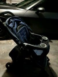 Graco click and connect 3 in 1 stroller car seat and base