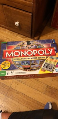 Monopoly Here & Now :World Edition Chicago, 60622