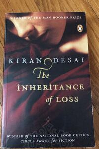 The Inheritance of Loss by Kiran Desai Oakville, L6H