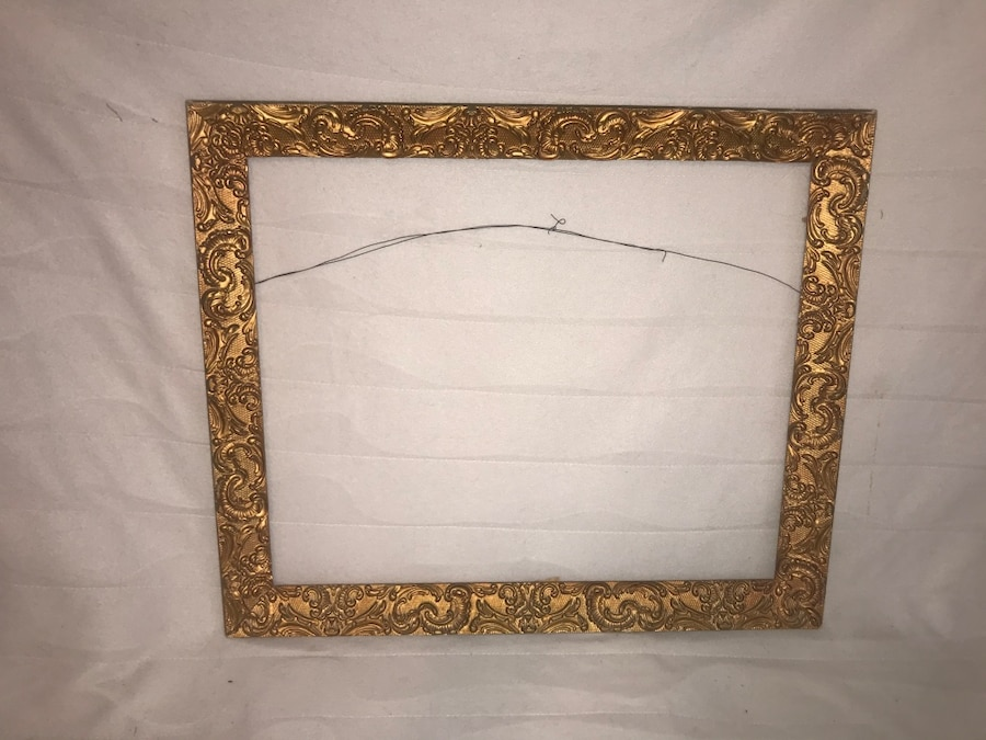 Photo Vintage picture frame