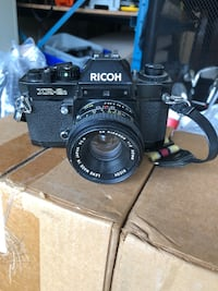Ricoh 35mm camera Vaughan, L6A 4C8