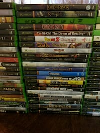 Xbox games price depends title Bakersfield, 93306
