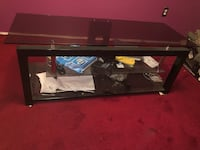 Glass top TV stand  Annandale, 22003
