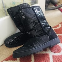 Size ladies sequence winter boots excellent condition