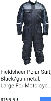 Mens winter motorcycle riding gear