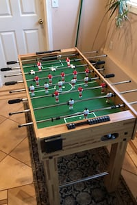 48 inch Foosball table