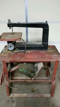 Scroll saw 60.00 or best offer New Waterford, 44445