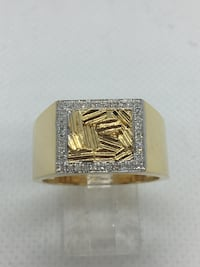 Brand New Nugget Cut Diamond ring Albuquerque, 87110