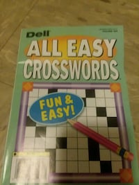 All easy crosswords  Knoxville, 37919