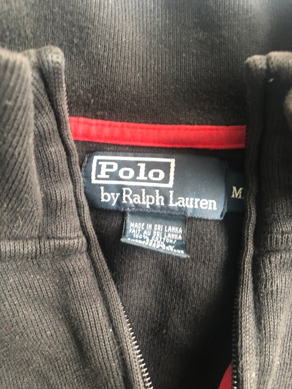 Polo sweater 1