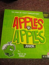Apples to Apples board game Queens, 11417