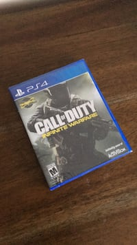 The brand new PS4 game in original plastic rap Perfect for gift Richmond Hill, L4B 4G1