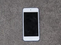 Blue iPod Touch 6th Generation Dartmouth