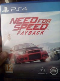 Étui Sony PS3 Need For Speed Payback Colombes, 92700