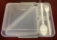 Bento Box Lunch Set For Sale - Never Used Burlington