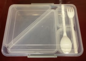 Bento Box Lunch Set For Sale - Never Used