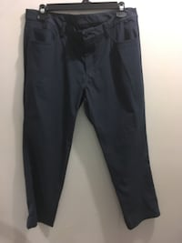 Men's 38x32 lululemon abc pants navy Edmonton, T5E 2T3