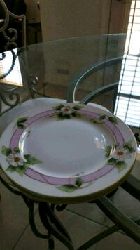 Vintage Nippon 4 Bread And Butter Plates Markham, L6B 1G6