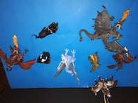 papo & schleich dragons and fantasy character Mission