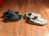 2 pairs of casual shoes size 12  Manassas, 20112