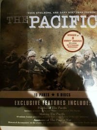 The Pacific Complete Boxed Set North Vancouver, V7H 1J1