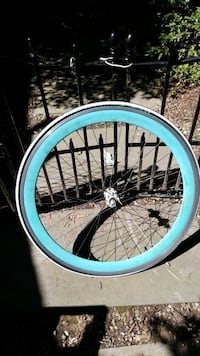 Bicycle rim ,tire, and new tube Edgewater, 21037