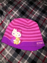 pink and purple Hello Kitty beanie cap Los Angeles, 90011