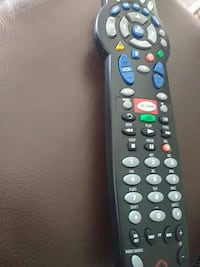 black and gray remote control Waterloo, N2T 2M8
