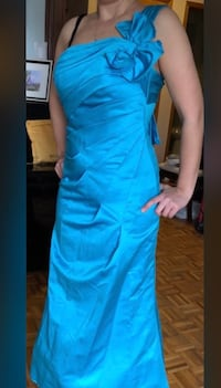Bridesmaid prom dress Mississauga