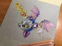 Meta knight drawing Chicago, 60608