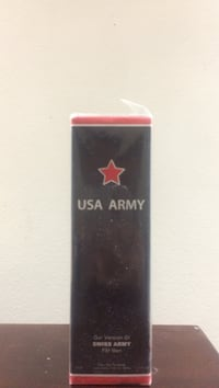USA Army Swiss Army perfume box Vaughan, L6A 3E7