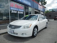 2011 Nissan ALTIMA *FROM $399 DOWN! GUARANTEED FINANCE Des Moines, 50320