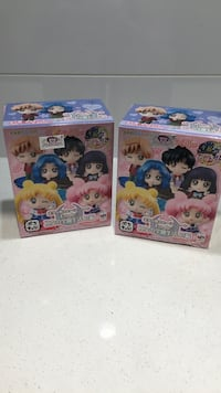 Sailor Moon Collectables chibi still in box Vancouver, V5L 1S5