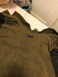 Green army jacket Provo, 84604
