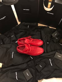 Saint Laurent shoes Edmonton