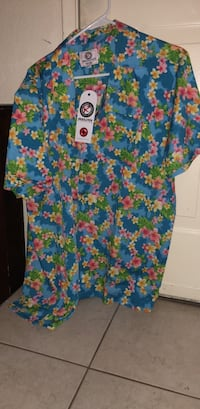 Brand New Hawiian Button Up Ontario, 91762