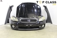 JDM 2005-2007 Subaru Legacy Sedan Front End Nose Cut Bumper Hood Chantilly, 20151