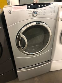 GE front load electric dryer working perfectly
