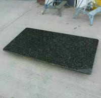 "26""x 44"" x3/4"" thick slab of granite"