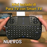 Mini teclado para smart TV i8 nuevos Madrid, 28029