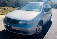 2002 Silver Honda Odyssey Great for a family / Work / spacious Roof rack ( for loading) Silver Spring