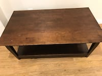 Coffee table  Springfield, 22153