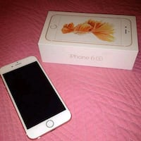gold iPhone 6s with box Orlando, 32801