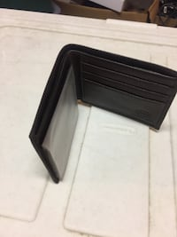 Leather Wallet by Tannery West - Has not been used!!