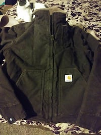 Brown Carhartt Girls Jacket Los Banos, 93635