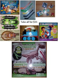 Toys - Lot 3 (Take all for $15) Mississauga