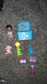 Doc Mc Stuffins toy sets $10 Nashua, 03060