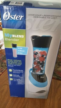 BNIB Oster Personal Blender + Sports Bottle Toronto, M8Y