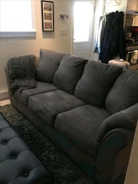 Leon's Collier sofa and love seat. Grey.  Oakville, L6M 4P6