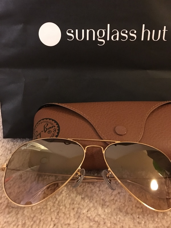 4b010dbf0 Used Ray Ban Women's Sunglasses - brand new unused for sale in Vaughan -  letgo